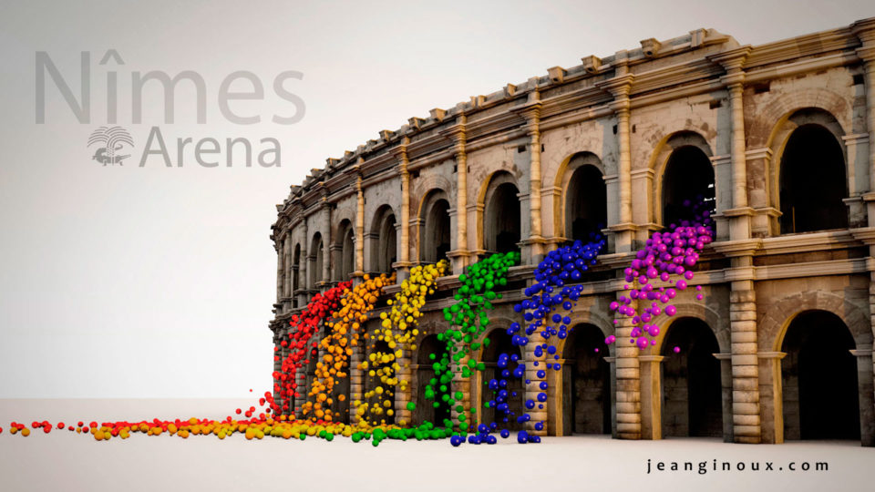 Nimes-Arena